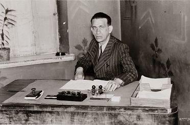 Będzin. Henneberg z Auschwitz, zastępca prezesa Judenratu.jpg
